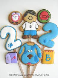 brendan u0027s blues clues birthday a master creation