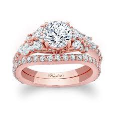 Rose Gold Wedding Rings by Download Rose Gold Wedding Ring Set Wedding Corners