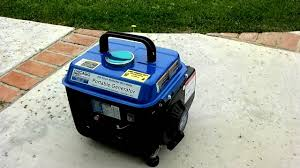 testing my new chicago 800 watt portable electric generator youtube