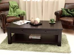 Contemporary Kudos Dark Wood Small Dining Table Design By Baumhaus - Wood coffee table design