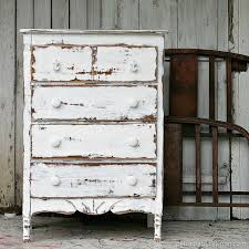 White Shabby Chic Furniture by Dare To Distress Shabby Chic Coastal Furniture Project Petticoat