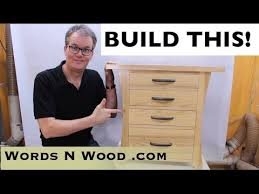 easy build mission nightstand wnw 49 youtube