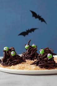 Halloween Chocolate Cake Recipe 33 Easy Halloween Treats Fun Ideas For Halloween Treat Recipes