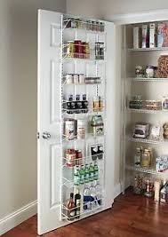 door mount spice rack ebay
