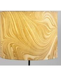 drum table l shades new savings on marbled gold drum table l shade by world market