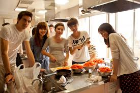 who celebrate thanksgiving study abroad in japan blog tokyo arts u0026 sciences ciee happy