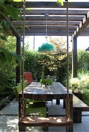 best 25 pergola swing ideas on pinterest patio swing pergola