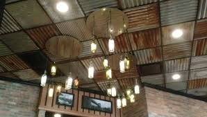ceiling tin kitchen backsplash wonderful faux tin ceiling tiles