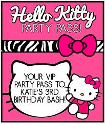 hello party diy hello party