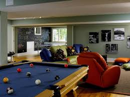 house game room for kids