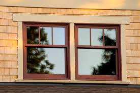Home Wooden Windows Design Historically Craftsman Style Windows Were Primarily Double Hung