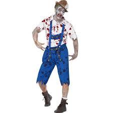 scary costumes for men 2016 hot bavarian oktoberfest scary fancy