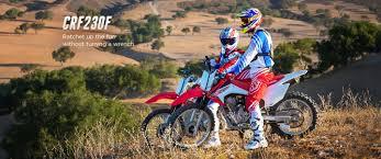 motocross bike on finance crf230f u003e dirtbikes for more challenging terrain