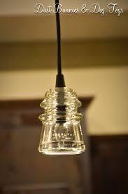 glass insulator light kit diy glass insulator pendant lights dust bunnies and dog toys