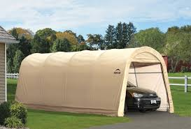 Outdoor Carport Canopy by Portable Car Storage Tent Buying Guide Portable Car Garage Shelters