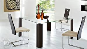 Square Glass Table Top 42