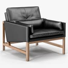 Lounge Chair Bassamfellows Low Back Lounge Chair 3d Model Cgtrader