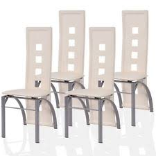 Modern Dining Chairs Leather Modern Dining Chairs Ebay