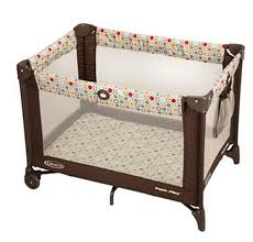 Pink And Brown Graco Pack N Play With Changing Table Run Graco Pack N Play Only 30 Reg 70 Freebies2deals