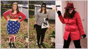Plus Size Costumes Diy Plus Size Costume Ideas Halloween 2014 Youtube