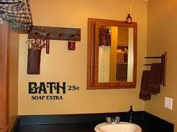 wall decor bathroom ideas primitive bathroom ideas wall decor home design country moneyfit co