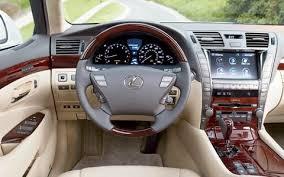 2006 lexus ls 460 2007 lexus ls 460 drive motor trend