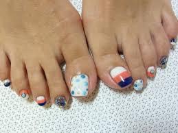 35 winter toe nail art designs nail design ideaz