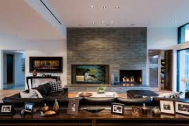 luxury home in beverly hills characterised by warmth and