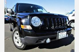 pre owned jeep patriot used certified pre owned jeep patriot for sale edmunds