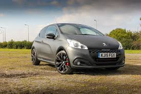 peugeot 208 gti driven peugeot 208 gti by peugeot sport review
