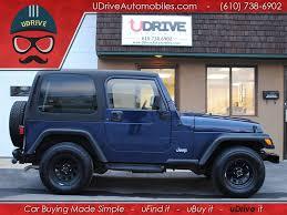 1997 Wrangler Sport 1997 Jeep Wrangler Sport