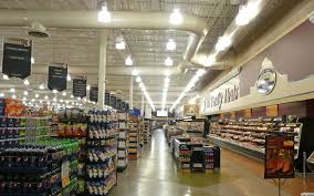 Retail Store Lighting Fixtures Retail Grocery Stores Lms Lighting