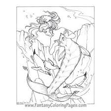 beautiful mermaid coloring pages 80 best coloring pages beach u0026 travel images on pinterest