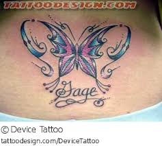 a tattoo design picture by device tattoo animal butterfly