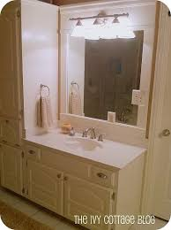 Framing Builder Grade Bathroom Mirror 40 Best Remodel Images On Pinterest Bathroom Ideas Bathroom