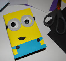 quick and easy minion pencil case craft for kids rural mom