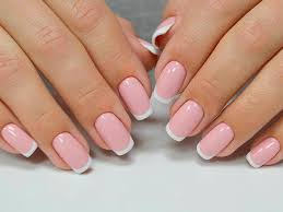 White Pink Nail Seo Title White Tip Nails Never Outdate Naildesignsjournal Com