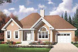 Small House Plans Home Design 3242 V1 Small House Plans European