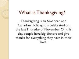 what is thanksgiving thanksgiving is an american and canadian
