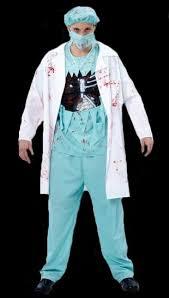 bloody surgeon halloween costume horror costume
