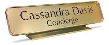 Custom Desk Plaque Desk Elegant Name Plaque With Regard To Your Own Home Plate Pdf