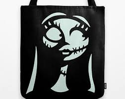 sally finklestein skellington nightmare before graphic