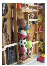 Ball Organizer Garage - 39 best wall storage u0026 organization ideas images on pinterest