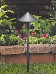 Vista Landscape Lighting Vista Pro Path And Spread Landscape Lighting Gr 6500 Black