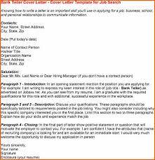 10 bank teller cover letter budget template letter