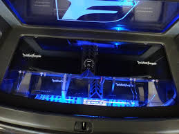 lexus rockford rockford fosgate power installed in a 2011 lexus isf car audio