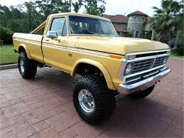 Classic Ford Truck Bench Seats - classic ford f250 for sale on classiccars com 74 available