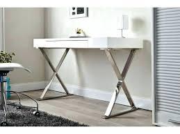 bureau design blanc laqué amovible max bureau design blanc bureau blanc design contemporain minecrafted org