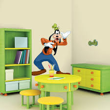wallhogs disney mickey and friends goofy room makeover wall decal disney mickey and friends goofy room makeover wall decal