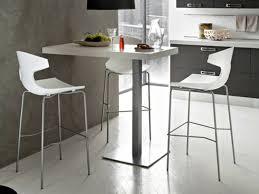 table haute avec tabouret pour cuisine table haute pour cuisine avec tabouret cuisine idées de